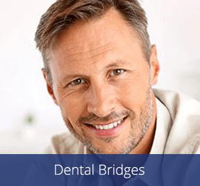 Dental bridges by Dr. Chet Hymas, dentist in Spokane Valley, Washington